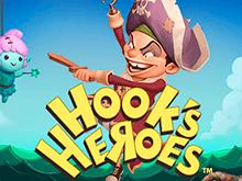 Герои Крюка в онлайн-режиме на деньги