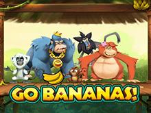 Онлайн слот Бананы, Вперед!
